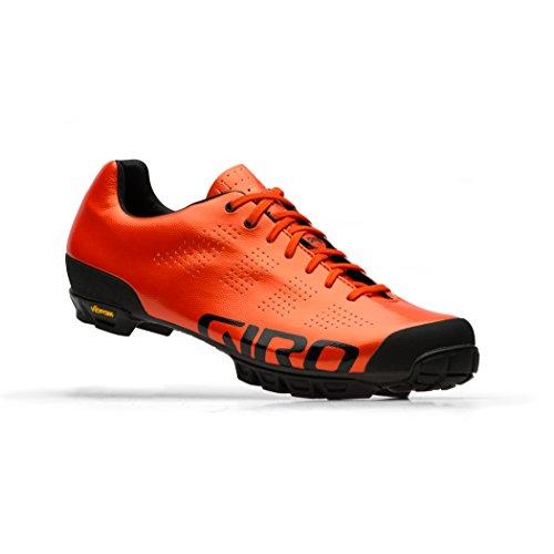 Giro Empire VR90 - Zapatillas MTB para hombre - rojo Talla 45 2015