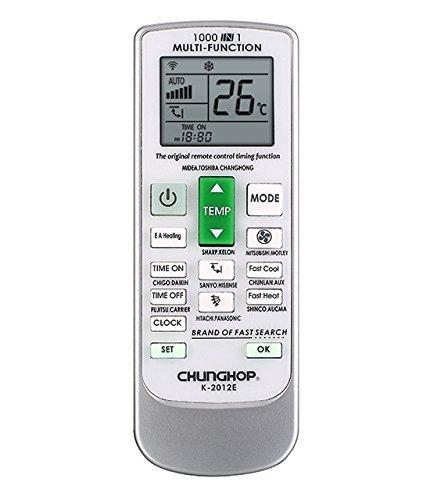 CHUNGHOP Mando Universal para Aire Acondicionado y Bomba de Calor Inverter