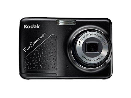 Kodak Fun Saver FD3 Digital Camera, Black