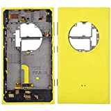 QFHANG Repair Parts Battery Back Cover for Nokia Lumia 1020 (Black) Phone Replacement Set (Color : Yellow)