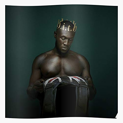 Gang Heavy Big Stormzy Is And Wicked Signs Skengman Grime Rap Mike Uk Prayer The Head Home Decor Wall Art Print Poster !