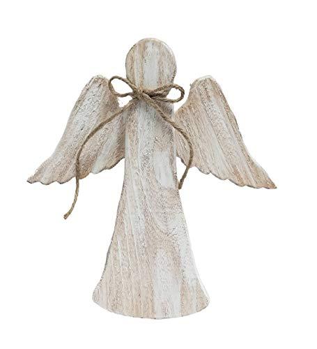 Christmas Angel Tree Topper White