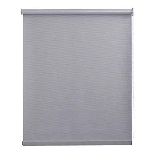 ZENGAI Sonnenschutz Rollo, Tag und Nacht Jalousie Fenstervorhang, Brandschutz Rollos für Fenster und Tür, Easy Fit (Color : A, Size : 60cmx180cm)