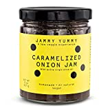 FEW INGREDIENTS: Caramelized Onion spread made just with 4 ingredients: Onions, cane sugar, extra virgin olive oil and salt CLEAN LABELS: No Pectin Added, All Natural, Corn Syrup Free, No Additives PAIRINGS: Perfect for hamburgers, steak, BBQ, Foie t...