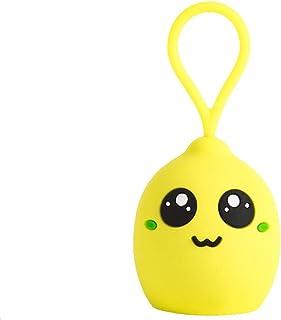 Natarura Portable Wireless Bluetooth Speaker Loud Stereo Super Cute Lemon Subwoofer Waterproof