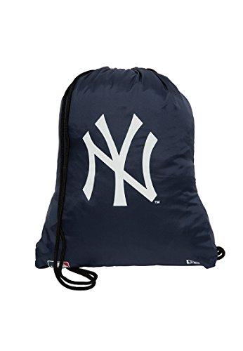 New Era Mlb Sac à dos de sport unisexe Motif New York Yankees - Bleu - Bleu marine,