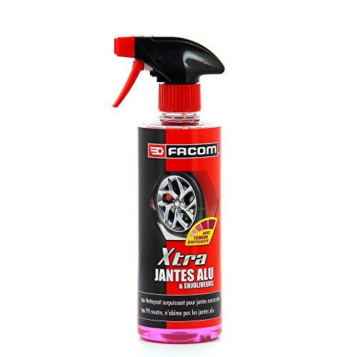 Facom 006164 Reinigungsmittel für Alufelgen und Radkappen mit Kontrollleuchte, 500 ml
