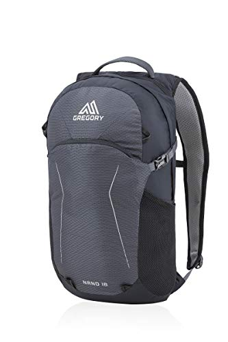 Gregory Nano 18 Backpack, Eclipse Black