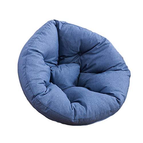 Chaises Longues canapé Chaise de Loisirs canapé Pouf Bean Bag Dossier Balcon Chambre à Coucher Leisure Portable 8 Couleurs (Couleur : C, Taille : 82 * 70 * 60cm)