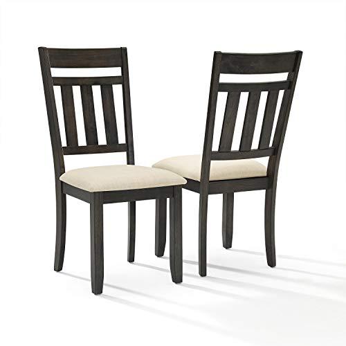 Crosley Hayden 2Pc Dining Chair Set Slate - 2 Chairs