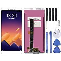 携帯電話交換部品 Meizu E3のLCDスクリーンおよびデジタイザーの完全なアセンブリ