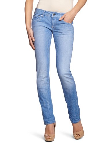 G-STAR RAW dames 3301 Straight Jeans