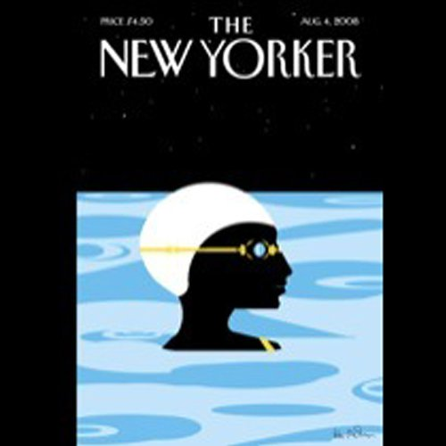 The New Yorker, August 4, 2008 (William Finnegan, Kelefa Sanneh, Ben McGrath) copertina