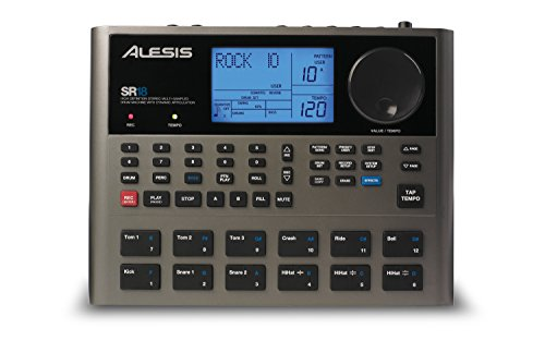 Alesis SR-18 | Studio-Grade Standalone Drum Machine