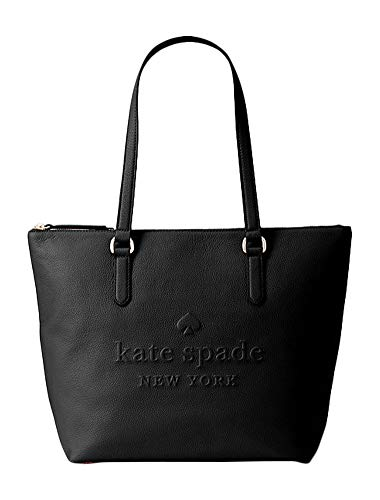 Kate Spade New York Larchmont Avenue Logo Tote, Black