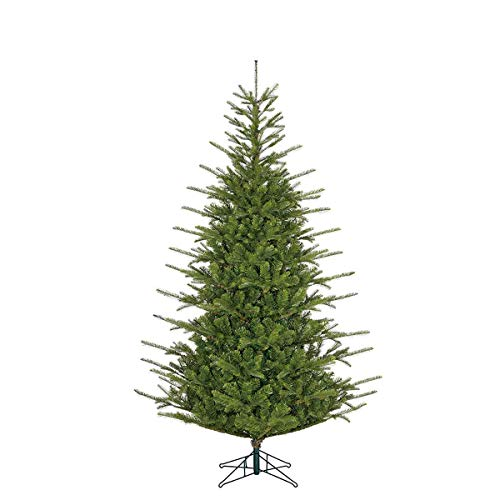 Black Box Trees Monticola kerstboom tips 885-h185xd119cm, groen, 185