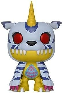 Funko Pop Animation: Digimon - Gabumon Collectible Figure, Multicolor