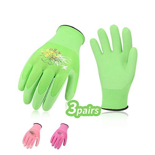guanti da lavoro donna Vgo