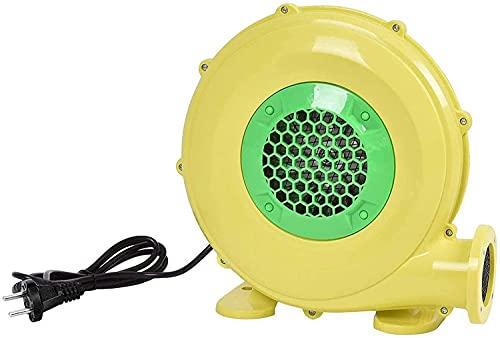TYSJL Soplador de Aire eléctrico, Ventilador de Bomba, Ventilador Inflable Comercial, casa de Rebote Inflable, Jersey, Castillo Hinchable (480 vatios 0.64hp)