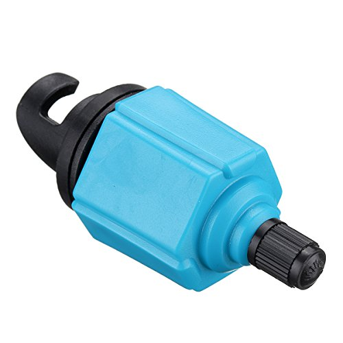 KUNSE Sup Adapter Opblaasbare Boot Pomp Adapter Luchtklep Paddle Board Pomp Accessoires