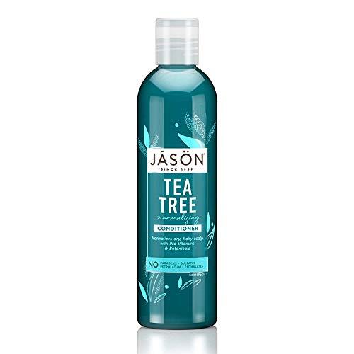 Organic Tea Tree Oil Therapy Conditioner 237ml by Jason Bodycare (English Manual)