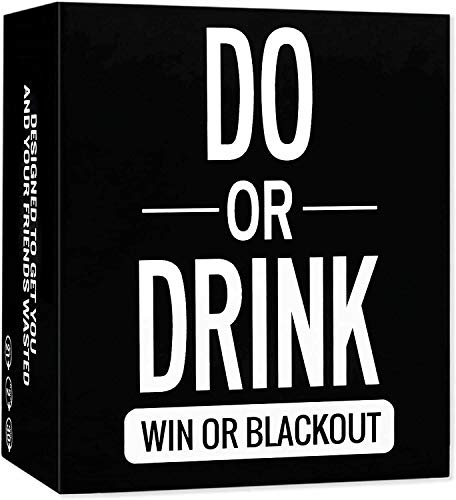 yangGradel New Adults Game - Party Card Game - Drinking Card Game - Dare or Shots for College