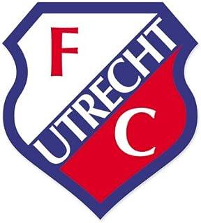 FC Utrecht - Netherlands Football Soccer Futbol - Car Sticker - 4