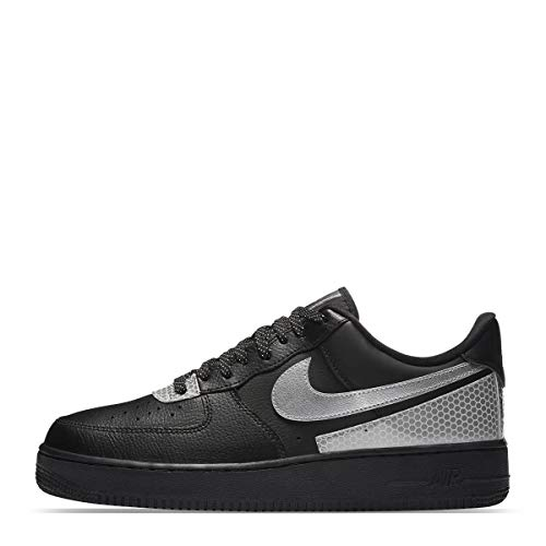 Nike Air Force 1'07 LV8 3M. Negro Size: 41 EU