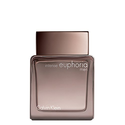 Calvin Klein Euphoria Men, homme/man, Intense Eau de Toilette, 50 ml