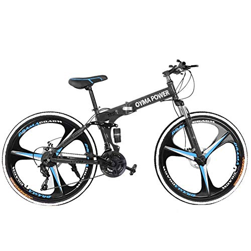 Road Bike 26in 21 Speed Carbon Steel Mountain Bicycle for Adults Full Suspension Road Bicycle Mountain Bikes for Men andMenWomen