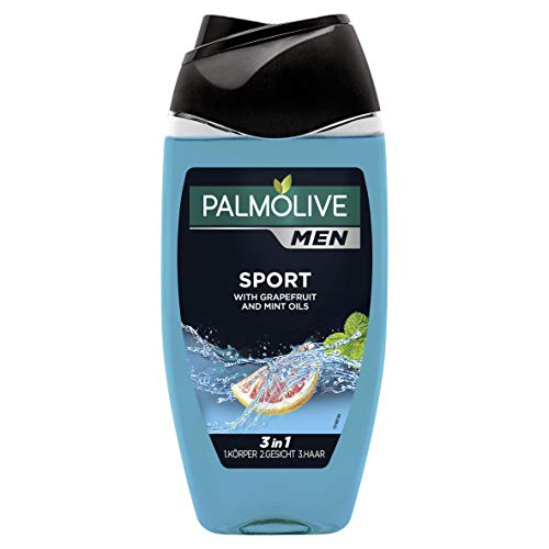 Palmolive IT04962A-2 Duschgel Revitalising Sport 3 in 1 , 6er Pack (6 x 250 ml)