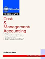 Cost & Management Accounting (CA-Intermediate)(For May 2019 Exam- New Syllabus) (December 2018 Edition)