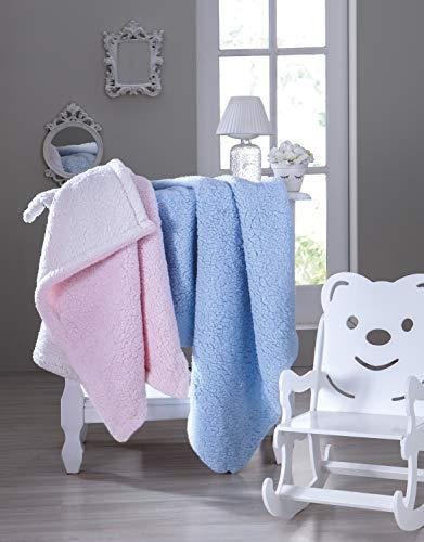 Cobertor Carneirinho Jolitex Multicor Infantil Poliéster