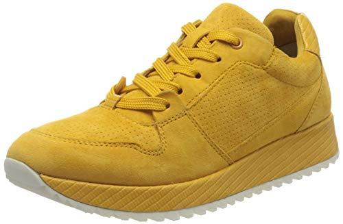 Tamaris Damen 1-1-23731-24 Sneaker, Gelb (Saffron 627), 39 EU