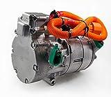 GOWE Compresor híbrido eléctrico de A/C ESC33N para Tesla - Modelo S 2012-2018 - L1S 12V...