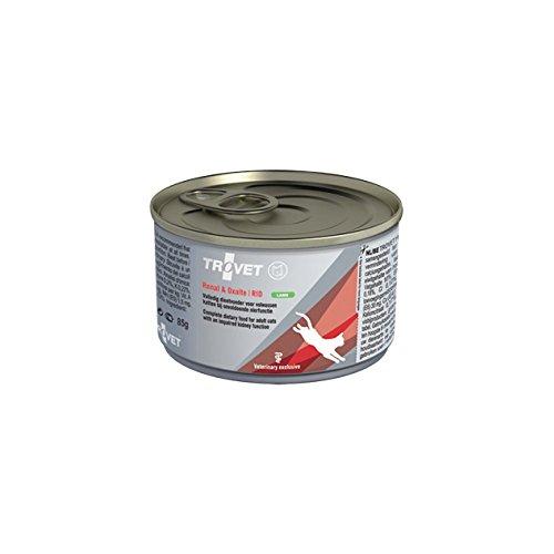 Trovet - Trovet Renal & Oxalate R/D - Pollo Barattolo 85,00 gr
