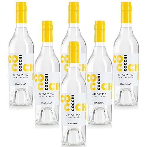 Grappa di Alta Langa Grappa Cocchi (6 botellas 50 cl.)
