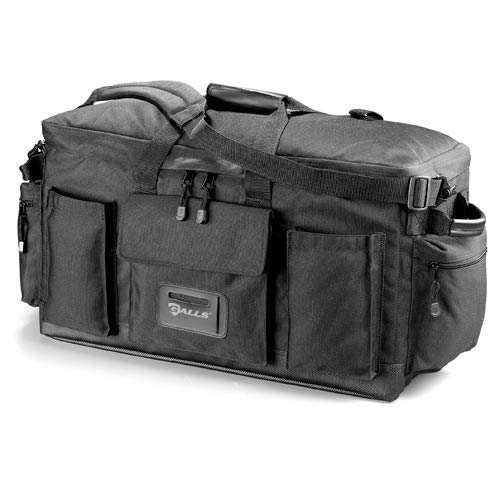 Galls Patrol Ready Gear Bag - Black 54L Police Equipment Bag