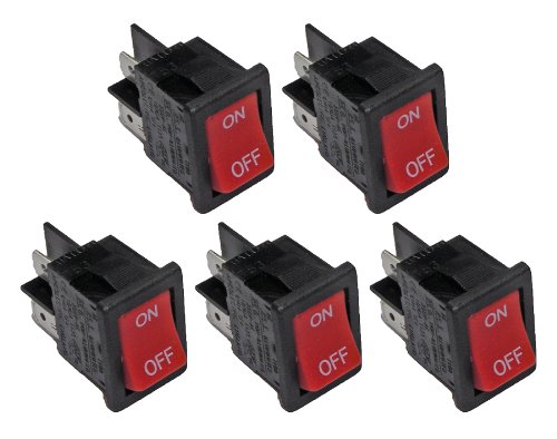 Porter Cable 690LR/691 Router (5 Pack) 120V On/Off Switch # A22756-5PK