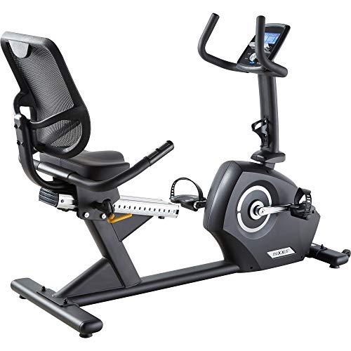 MAXXUS® Liegeergometer Bike 4.2R Recumbent, mit APP-Steuerung, Bluetooth, 16 Widerstandsstufen – Liegefahrrad mit 9 kg Schwungrad bis 160 kg belastbar