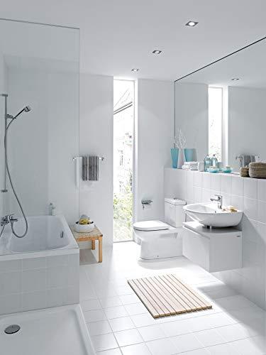 Laufen PRO Stand-Flachspül-WC, Abgang waagrecht/senkrecht, 360x670, Farbe: Weiß