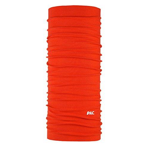 P.A.C. Pac 8810-019 Foulard pour homme Rouge Taille unique