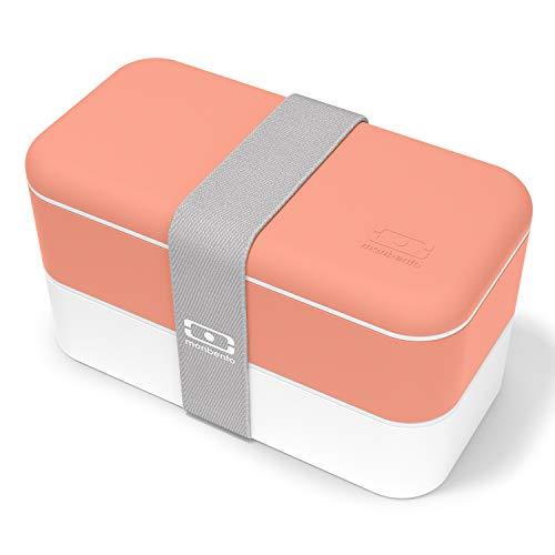 monbento MB Original The Daily Bento Box, Tropical
