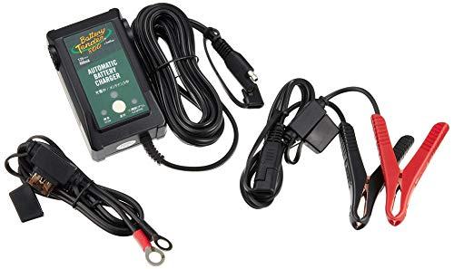 【日本仕様】バッテリーチャージャー ジュニア 12V 800 鉛&リチウムバッテリー対応 022-0199-DL-JP