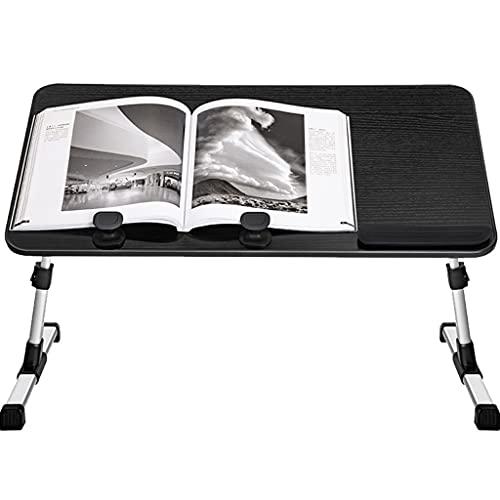 LICHUAN Mesa de ordenador portátil plegable simple para cama escritorio...