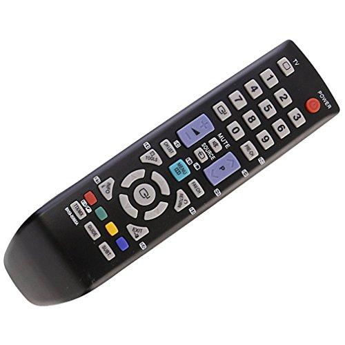 ALLIMITY BN59–00865A Mando a Distancia Apto para Samsung TV 933HD 2333HD 2033HD LS22TDV P2370HD P2770H T240HD 2333HD LA22B450C4MXRD P2370 P2470HD