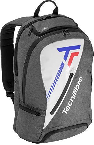 Tecnifibre Team Icon Backpack Bolsa de Tenis, Unisex Adulto, Gris, OS