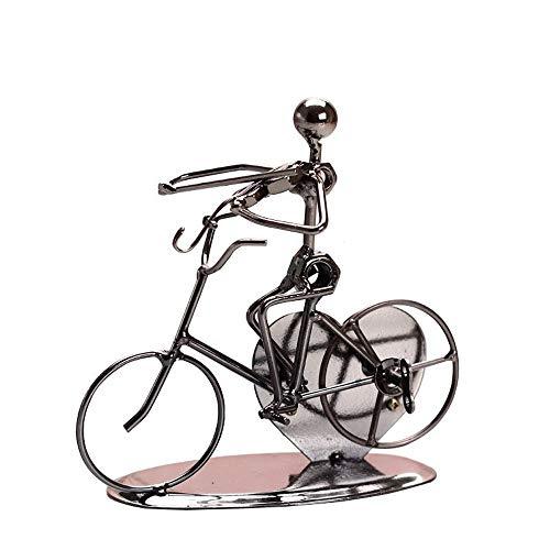 Musique Vélo Boîte métal Cadeaux d'anniversaire Décoration Artisanat Music Box Boîte à Musique MJZGYY