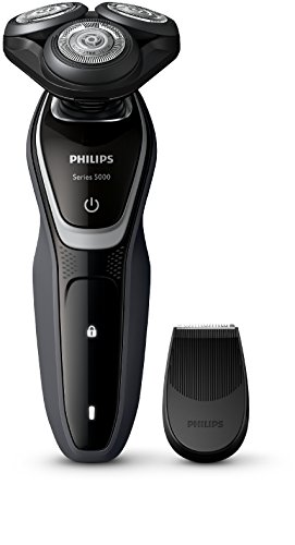 Philips S5210/06 Series 5000, Afeitadora Eléctrica, , Negro