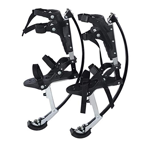 LFLDZ Spring Stelzen Sprungschuhe, Adult Kangaroo Schuhe Männer Spring Stelzen für Kinder Kind Jugend Gewicht Belastungsbereich 30-50 kg (200-242 lbs / 90~110 kg)